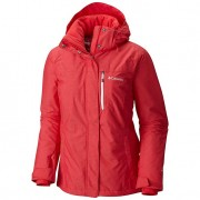 Columbia Alpine Action Oh Jacket - Red Camellia - Isolation & Vestes d'hiver XS
