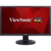 "ViewSonic - 28"" LED 4K UHD Monitor (DVI, DisplayPort, HDMI, USB, VGA) - Black"