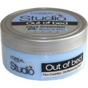 Loreal L'Oreal Haargel - Studio Out of Bed Fiber Cream 150 ml