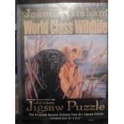 Joanne Graham World Class Wildlife 513 Piece Jigsaw Puzzle~Dynamic Duo