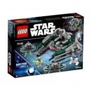 Yoda s Jedi Starfighter Star Wars 75168 LEGO