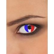 Vegaoo.se Kontaktlinser fantasi Frankrike vuxen