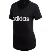 Дамска Тениска Adidas Essentials Linear Tee DP2361