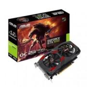 Видео карта Nvidia GeForce GTX 1050, 2GB, ASUS Cerberus OC Edition, PCI-E 3.0, GDDR5, 128 bit, DisplayPort, HDMI, DVI