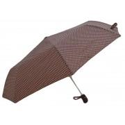 Umbrela Pliabila ICONIC Automata, Maro cu buline, Ø110cm, articulatii anti-vant
