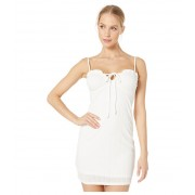 BCBGeneration Ruffle Cami Dress - TBH6206525 Optic White