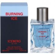 Iceberg Burning Ice eau de toilette para hombre 100 ml