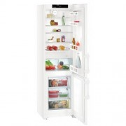 GARANTIE 4 ANI Combina frigorifica Liebherr, clasa A++, Tip congelator SmartFrost, VarioSpace, alb C 4025