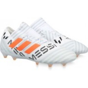Adidas NEMEZIZ MESSI 17.1 FG Football Shoes For Men(White)