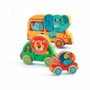 Figurine Puzzle Pachy&Co