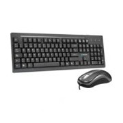 TECLADO/MOUSE ACTECK ESTANDAR 1000 DPI USB