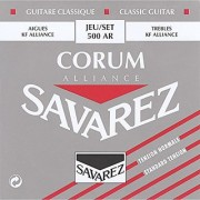 Savarez Strings 500AR Nylon Classical Guitar Strings Medium