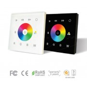 Wall mounted RGB/W DMX512 controller LC 2811 LED upravljanja