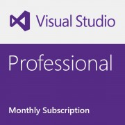 Microsoft Visual Studio Professional - Monthly subscription (1 Month)