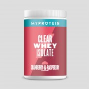 Myprotein Clear Whey Isolate - 20servings - Cranberry & Raspberry