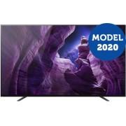 "Televizor OLED Sony 165 cm (65"") 65A8, Ultra HD 4K, Smart TV, Android TV, WiFi, CI+"