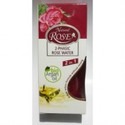 ROSE&ARGAN Apa de trandafiri in 2 faze fara clatire