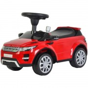 Masinuta Range Rover Sun Baby, suporta maxim 23 kg, 2 ani+, rosu