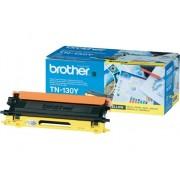 Brother Cartucho de Tóner Original BROTHER TN130Y Amarillo para BROTHER DCP-9040, 9042, 9045, HL-4040, 4050, 4070, MFC-9440, 9450, 9840