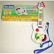 Musical Guitar let kids play variety of tones free shipping