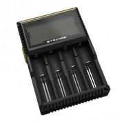 Nitecore Digicharger D4 (Inteligentni digitalni punjač za sve tipove baterija)