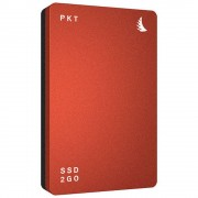 Angelbird SSD2go PKT 1TB Red