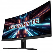 "Monitor VA, Gigabyte 27"", G27QC-EK, Curved 1500R, 165Hz, 1ms, 12Mln:1, HDMI/DP, Speakers, QHD"