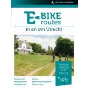 Fietsgids Capitool E-bikeroutes in en om Utrecht | Unieboek