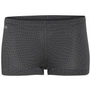 Odlo CUBIC synthetisch ondergoed ebony grey/black grijs/zwart L 2017 Lang ondergoed & ondergoed
