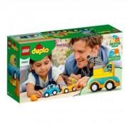 Конструктор Лего Дупло - Моят първи влекач, LEGO DUPLO, 10883