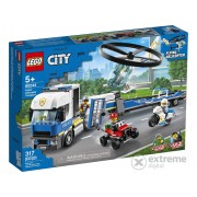 LEGO® City Police 60244 Policijski transport helikopterom