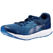 Puma Men's Sequence Poseidon and Cloisonné Mesh Running Shoes - 9 UK/India (43 EU)