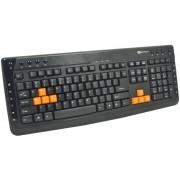 Tastatura Serioux KB-3300,cu fir