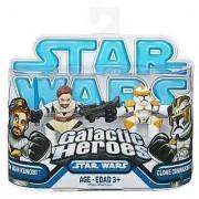Star Wars Galactic Heroes - Clone Commander Cody & Obi-Wan Kenobi