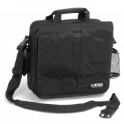 UDG CourierBag Deluxe Black/ Orange (U9470BL/OR)