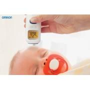 Termometru digital non contact Omron GT 720 cu scanare in infrarosu 3 in 1 (frunte suprafete ambient)