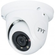 Camera IP TVT TD-9524S1H(D/PE/AR1), Dome, Starlight H.264, 2MP 1080P@30fps CMOS 1/3 inch, 3.6mm, 2 LED, IR 20M, carcasa metal, POE + Discount la kit (TVT)