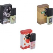 Carrolite Combo Romantic-The Boss-Younge heart Red Perfume