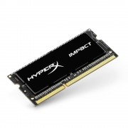 Memorie notebook DDR3 8GB 1600 MHz Kingston HyperX Impact Black HX316LS9IB/8 - second hand