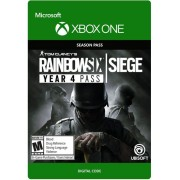 TOM CLANCY'S RAINBOW SIX SIEGE - YEAR 4 PASS (XBOX ONE) - XBOX LIVE - MULTILANGUAGE - WORLDWIDE