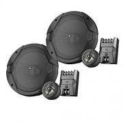 """JBL GT7-6C 6.5"""" 2-Way GT7-Series Component Speaker System-Set of 2"""