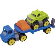 BIG Power Worker Mini Monstertruck Set