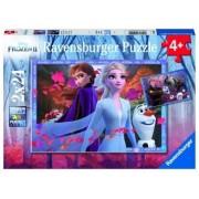 Ravensburger Puzzle 2x24 pz. Frozen 2