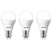 Philips B22 5 Watt LED Blub (Combo of 3)
