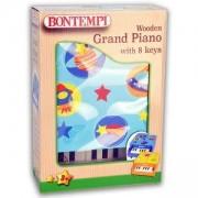 Цетско Дървено пиано с 8 клавиша, 191287