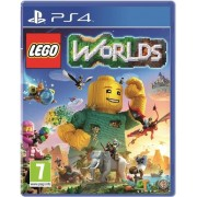 Lego Worlds PS4 Preorder