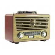 Ретро радио MEIER M-115BT, Bluetooth, USB, SD, FM