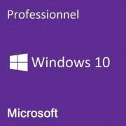 Microsoft Windows 10 Professionnel - (32bits)