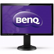 "BenQ Gl2450ht Monitor Pc Led 24"" Full Hd 250 Cd/m² Hdmi Colore Nero"