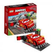 LEGO® Juniors Cars™ Lightning McQueens ramp 10730